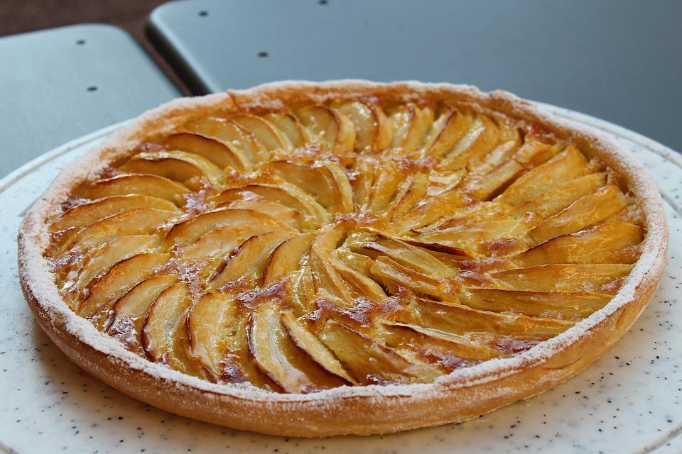 franse appeltaart maken